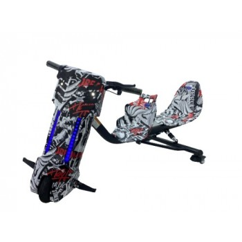 tow seat drift scooteer